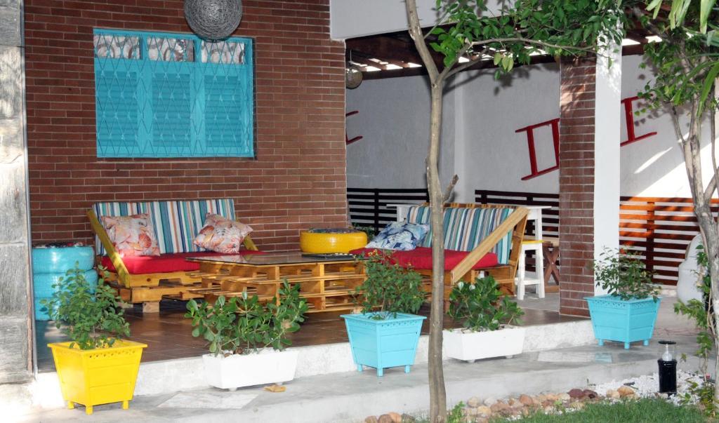 Хостел Jampa Hostel, Жуан-Песоа