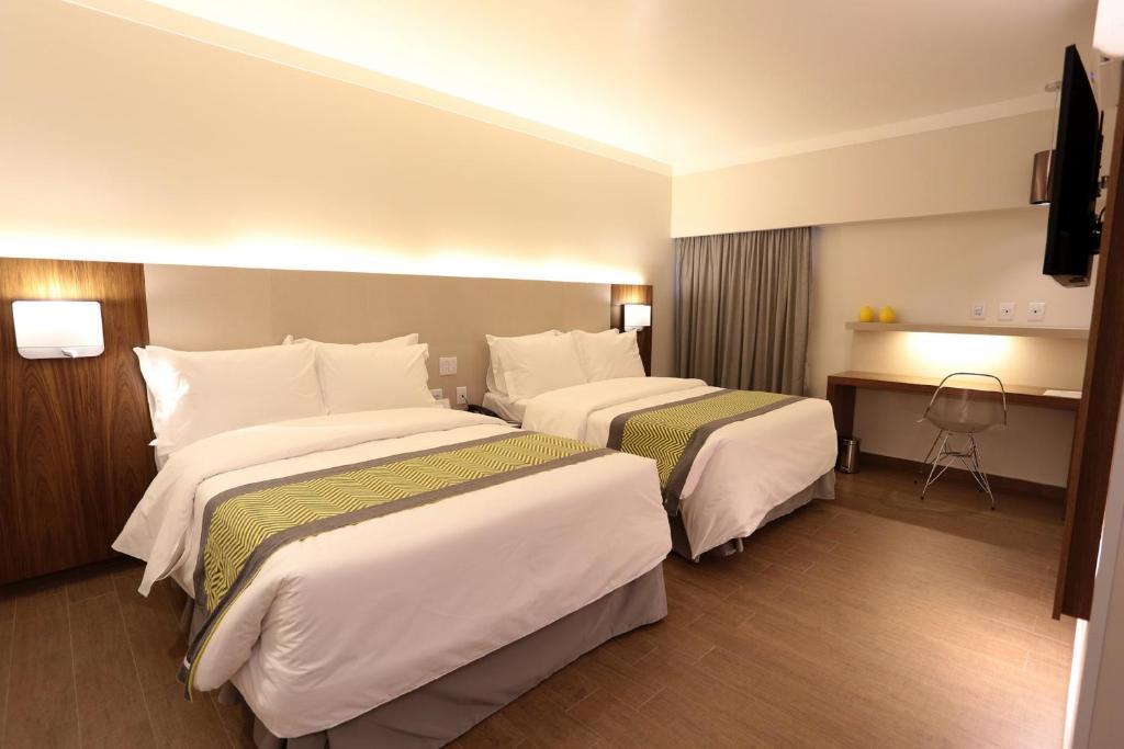 Отель Oasis Plaza Hotel, Рибейран-Прету