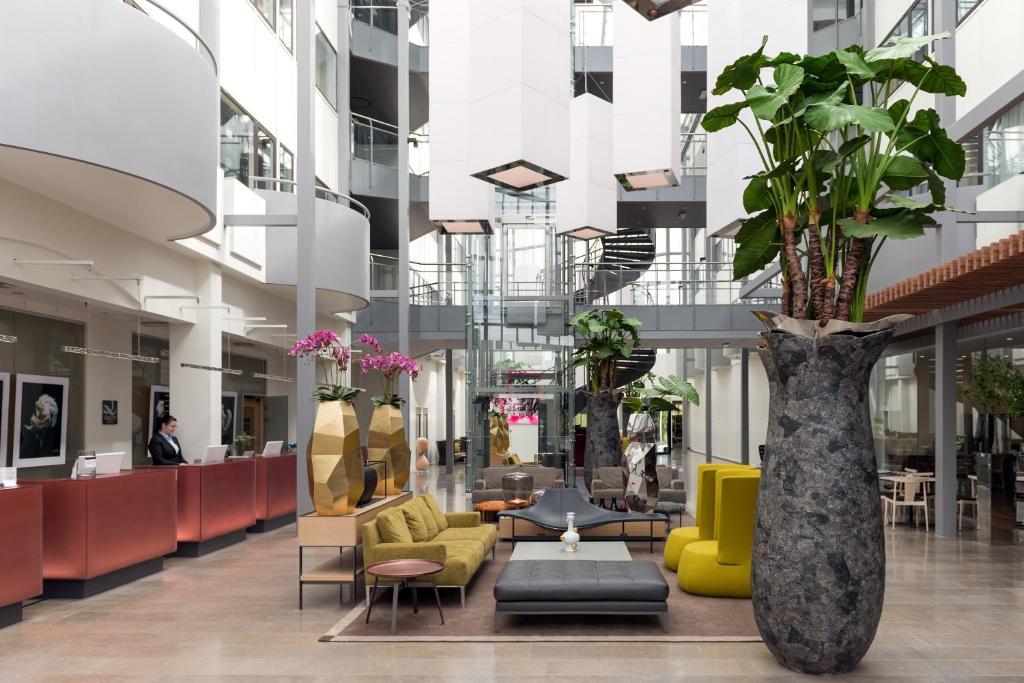 Quality Hotel Edvard Grieg, Берген, Норвегия