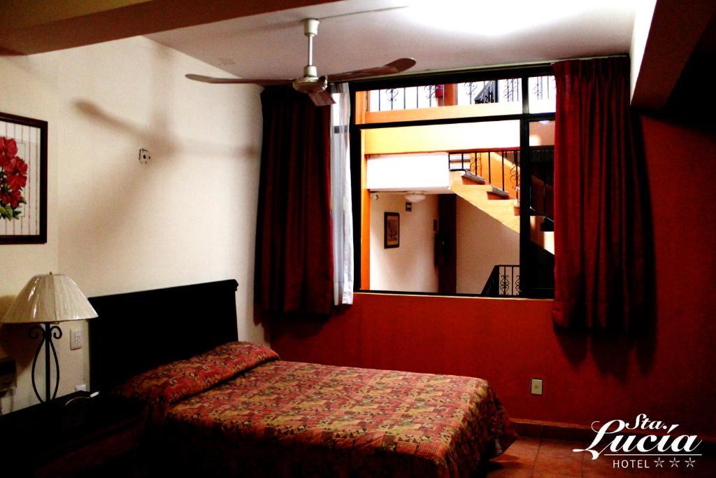 Отель Hotel Santa Lucia, Оахака-де-Хуарес