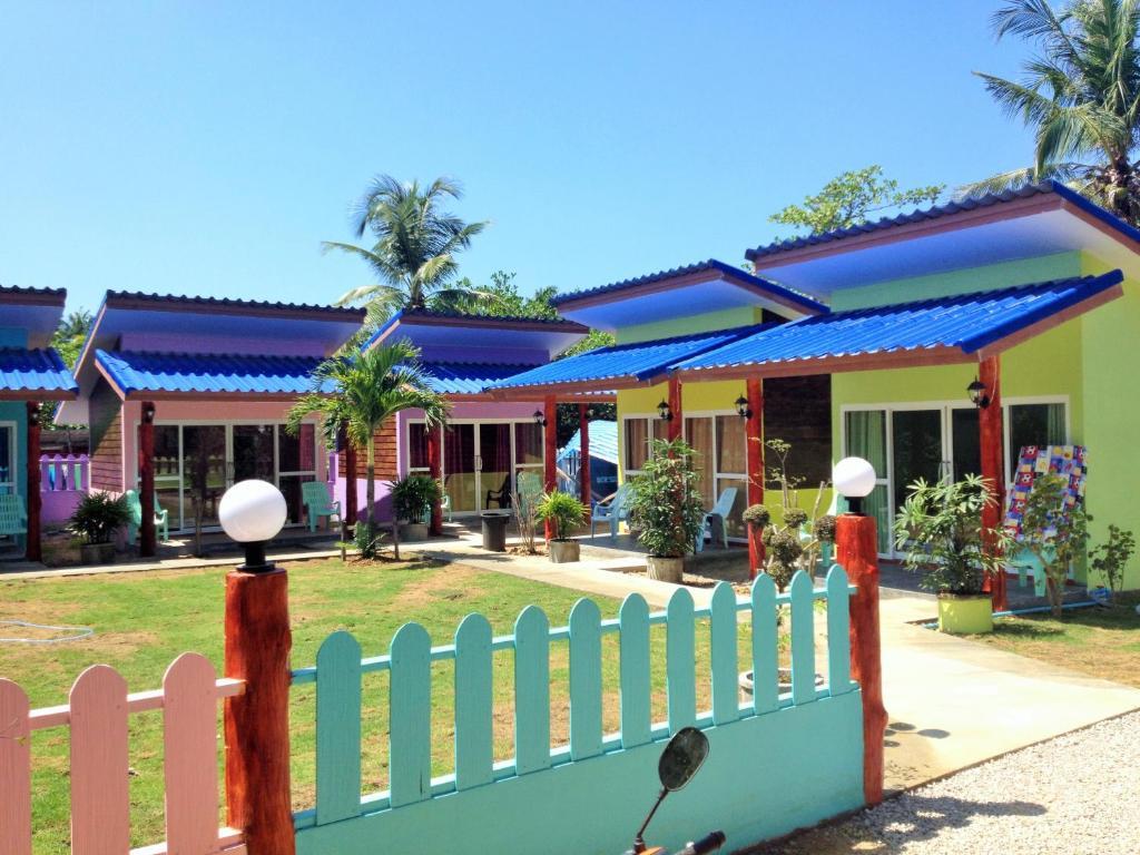 Гостевой дом Lucky Bunggalow, Ко Мук