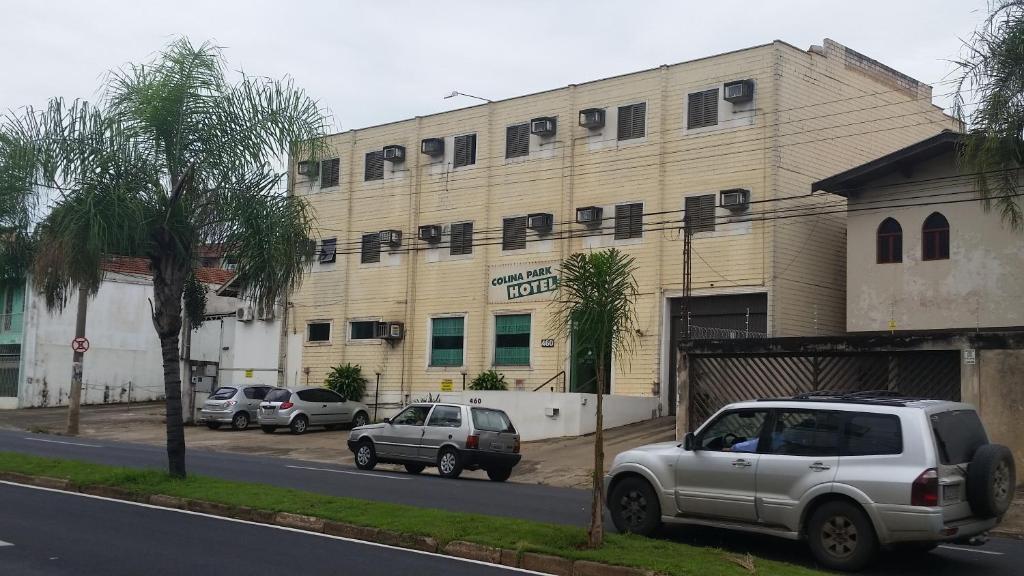 Отель Colina Park Hotel, Пирасикаба