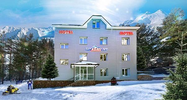 Гостиница Sky Азау, Терскол