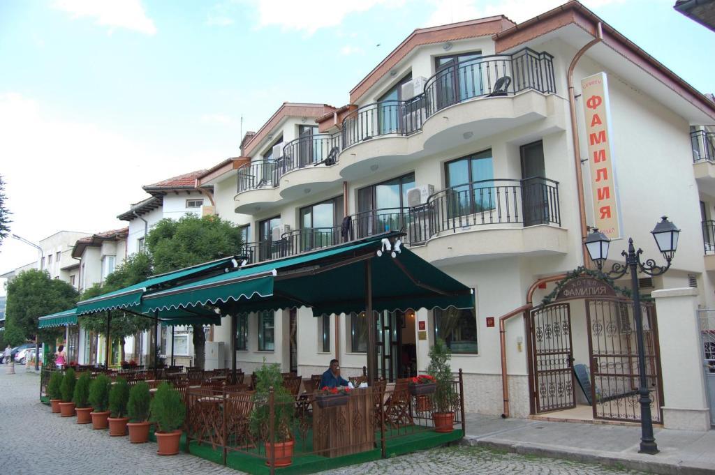 Family Hotel Familia, Трявна, Болгария