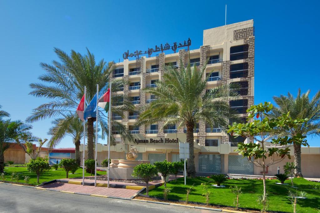 Ajman Beach Hotel, Аджман, ОАЭ