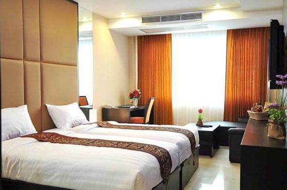 Отель Le Platinum Residency, Бангкок