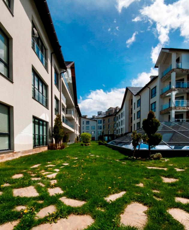 Saint George Palace Apartments & Spa, Банско, Болгария