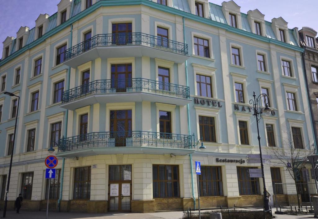 Hotel Matejko, Краков, Польша