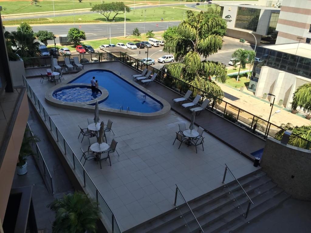 Sateltour Apart Hotel, Бразилиа, Бразилия