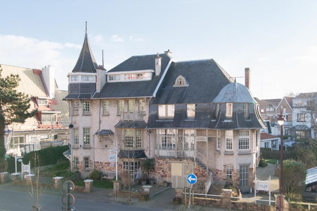Hotel Villa La Tourelle, Де-Хаан, Бельгия