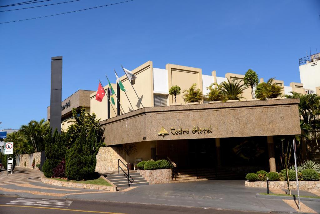 Cedro Hotel, Лондрина, Бразилия