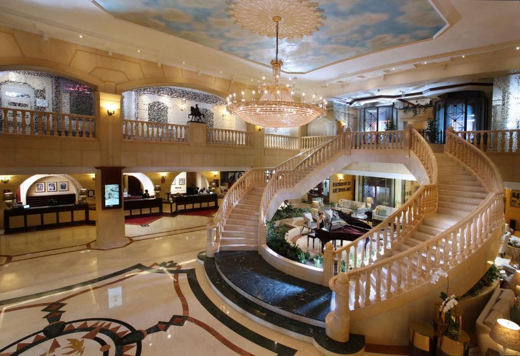 Carlton Palace Hotel, Дубай, ОАЭ