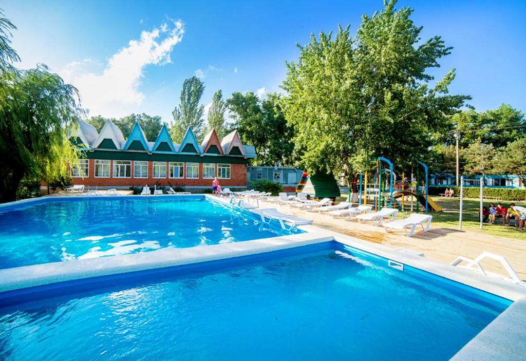 Курортный отель Дельфин, Джемете