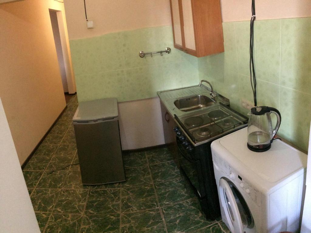 Апартаменты На Очамчирская, Гудаута, Абхазия