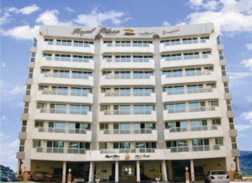 Royal Plaza Hotel Apartments, Дубай, ОАЭ