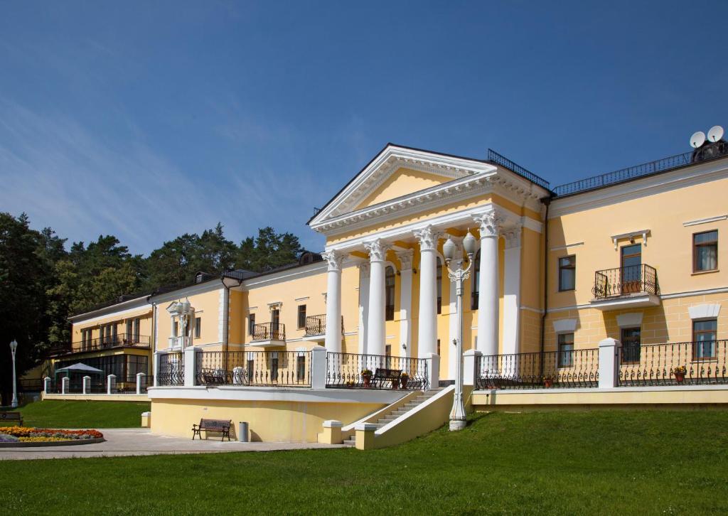 Оздоровительный комплекс Бор, Домодедово