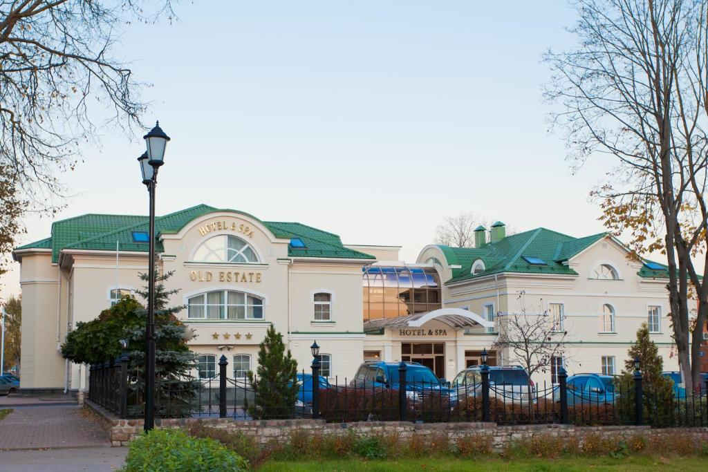 Отель Old Estate