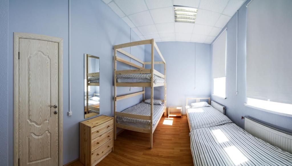 Номер (Кровать в общем четырехместном номере)