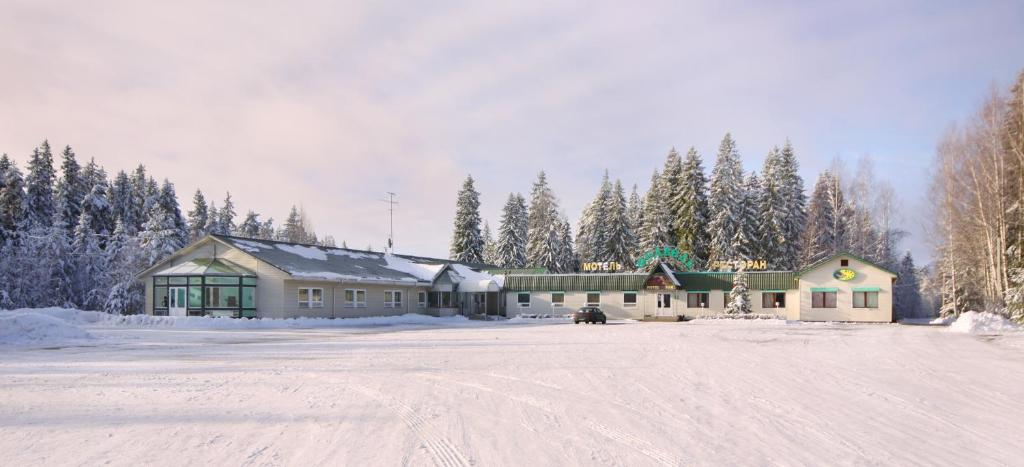 Мотель Медведь, Торфяновка