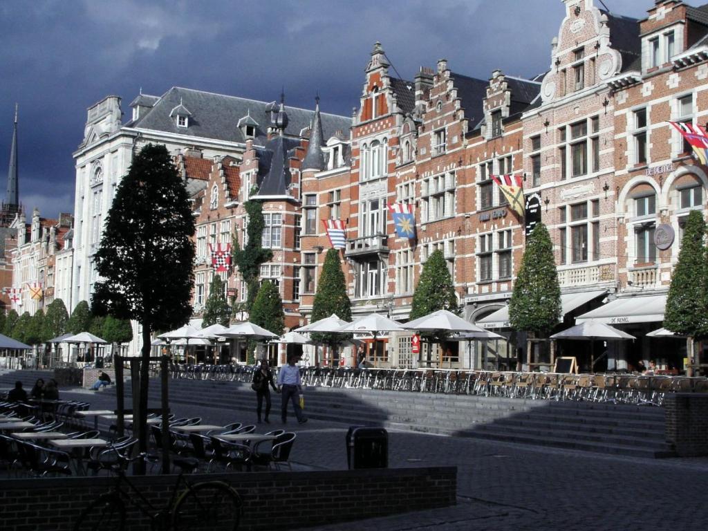 Hotel Malon, Левен, Бельгия
