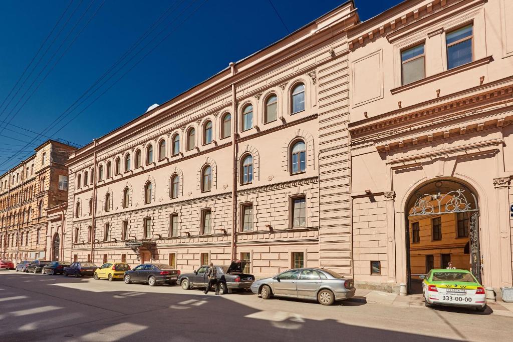 Отель Калейдоскоп на Итальянской, Санкт-Петербург