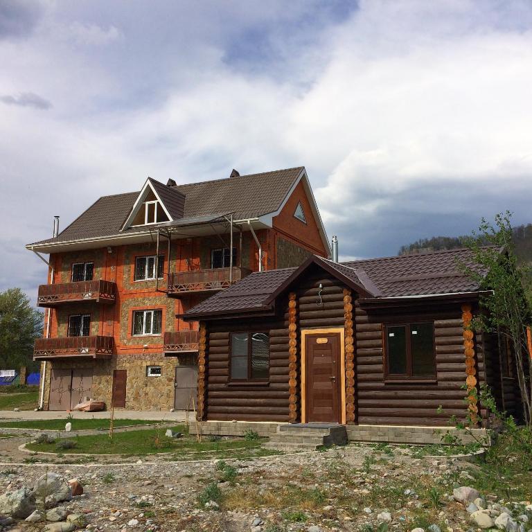 Гостевой дом Зеленый берег, Никитино