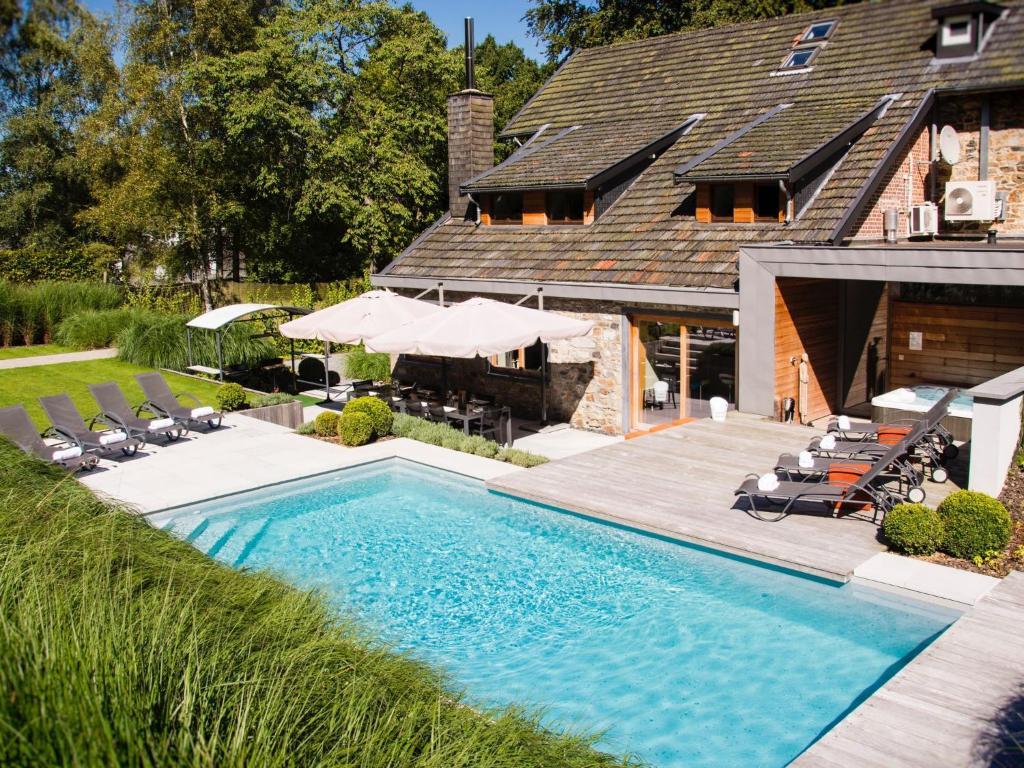 Holiday home Villa Zen, Спа, Бельгия