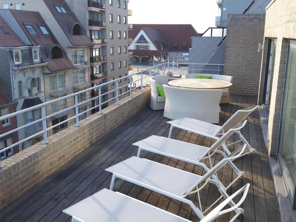 Apartment Penthouse Margaux, Мидделкерк, Бельгия