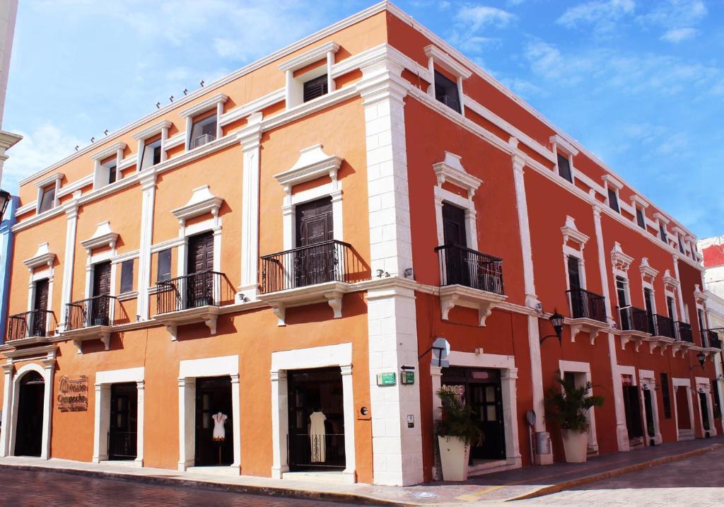Отель Mision Campeche, Кампече