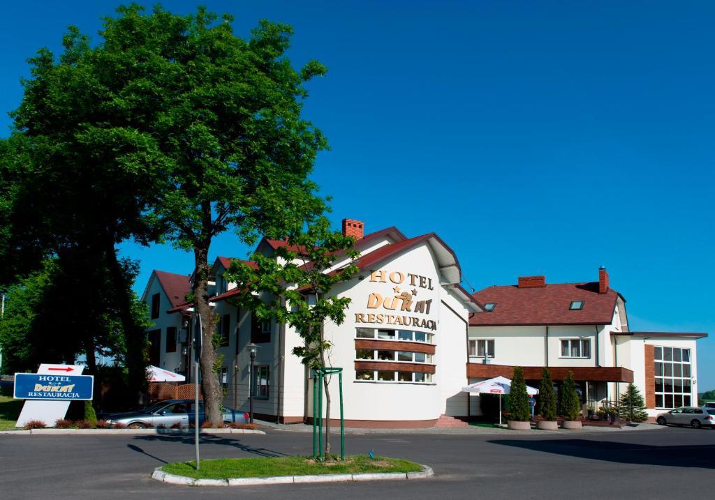 Hotel Dukat, Бяла-Подляска, Польша