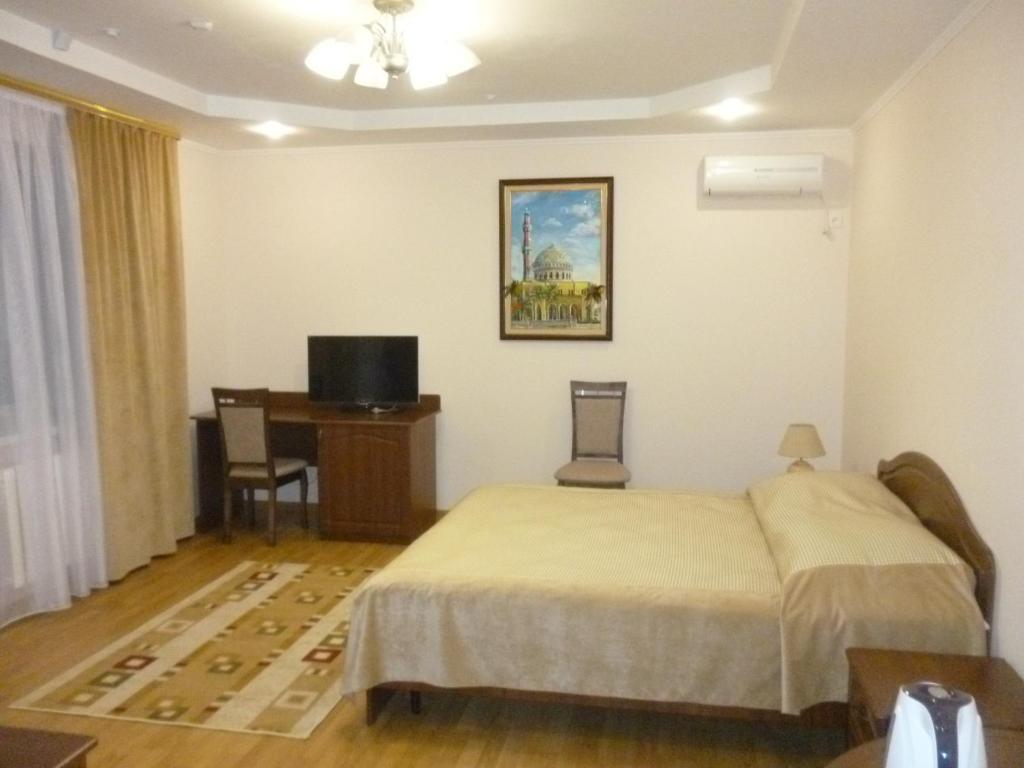 Гостиница Виардо, Альметьевск