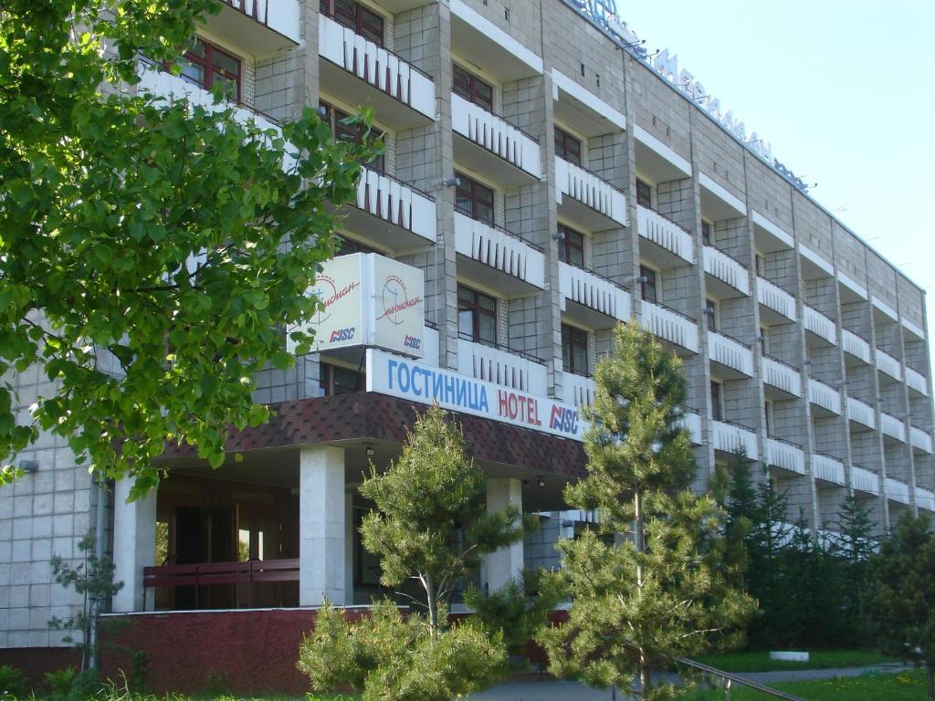 Отель Меридиан, Архангельск