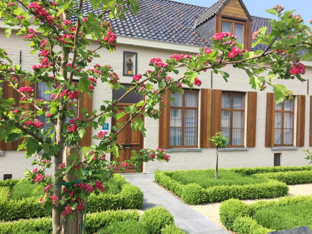 Hotel Het Heilig Genot, Руселаре, Бельгия