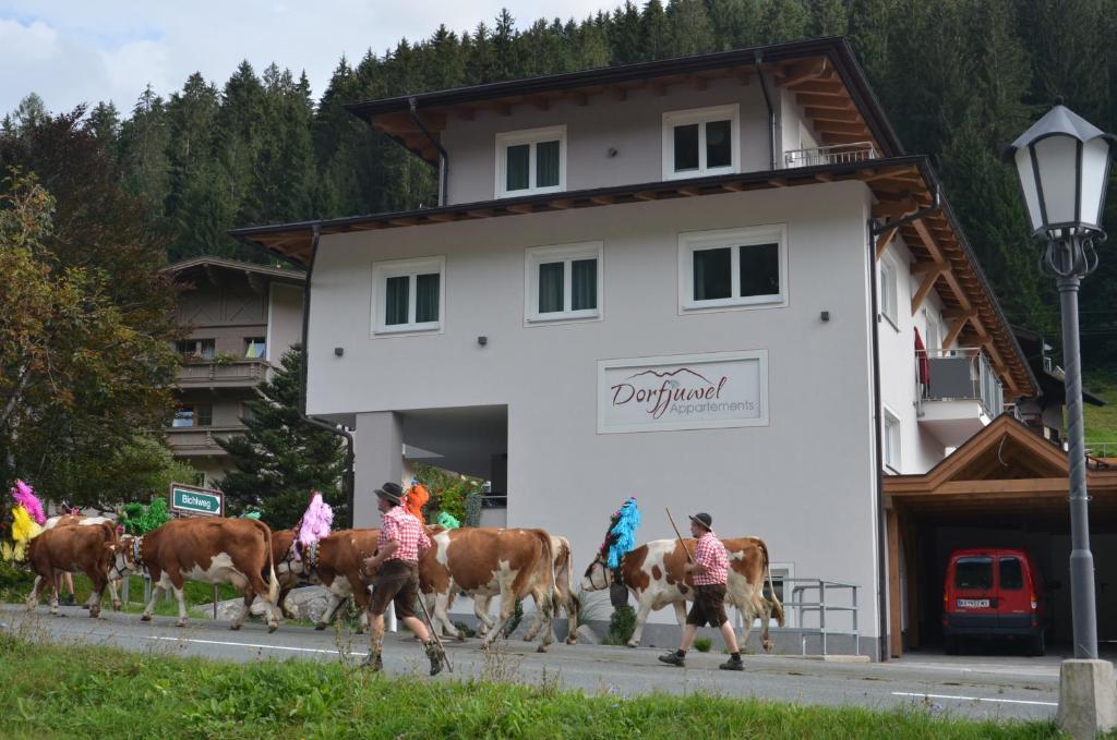 Apartment Dorfjuwel, Альпбах, Австрия