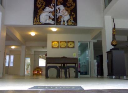 Отель The Boss's Place Sathorn, Бангкок