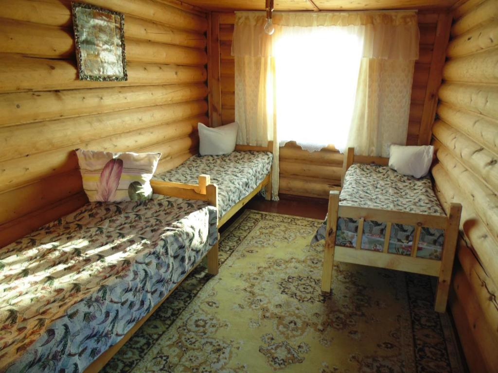 Отель Байкальский Прибой, Хужир