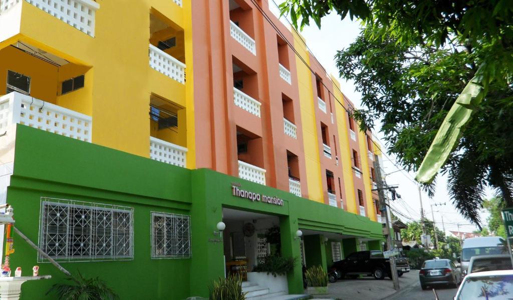 Гостевой дом Thanapa Mansion (Donmuang Airport), Бангкок