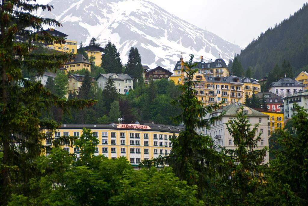 Hotel Elisabethpark, Бад-Гастайн, Австрия