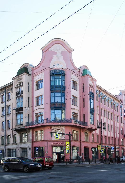 Отель SuperHostel на Восстания, Санкт-Петербург