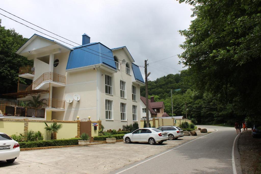 Гостевой дом Платонов, Волконка