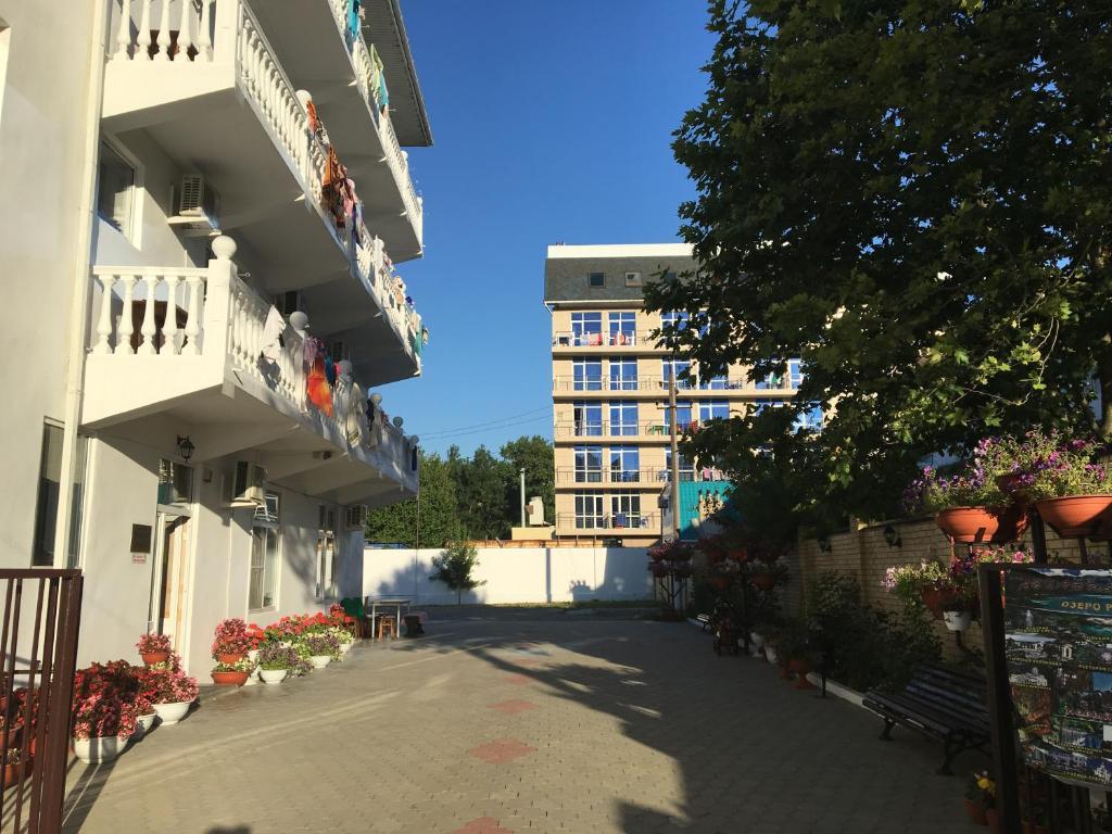 Гостиница Фламинго, Лермонтово