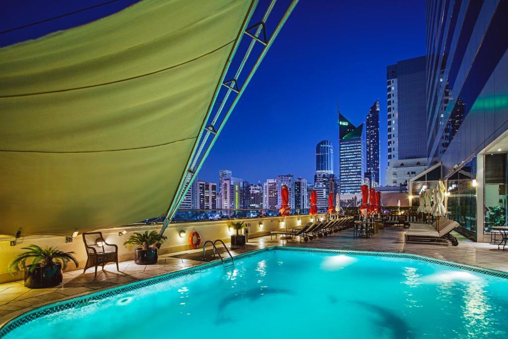 Corniche Hotel Abu Dhabi, Абу-Даби, ОАЭ