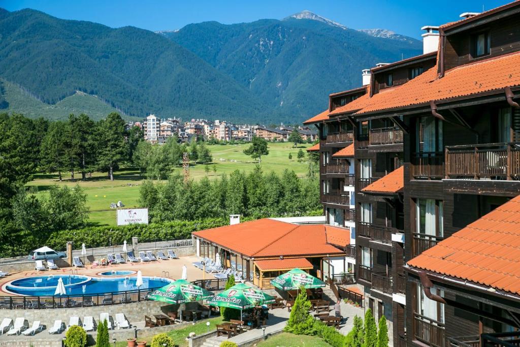 Balkan Jewel Resort, Банско