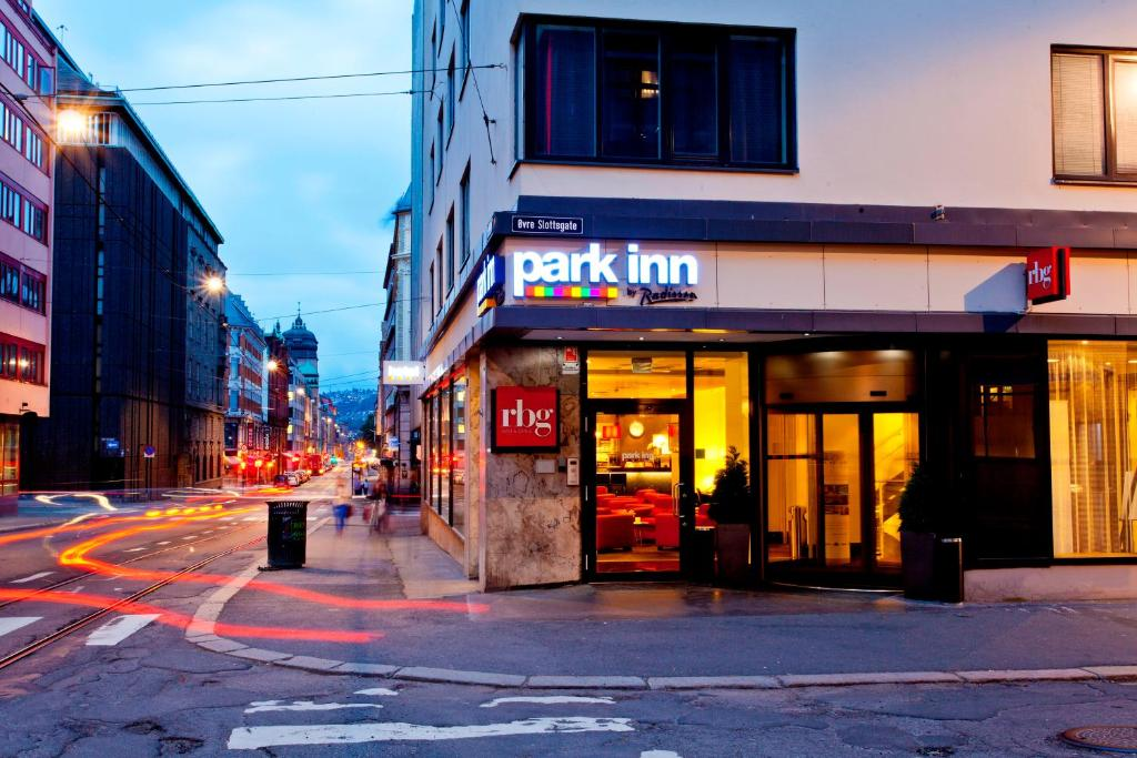 Park Inn by Radisson Oslo, Осло, Норвегия