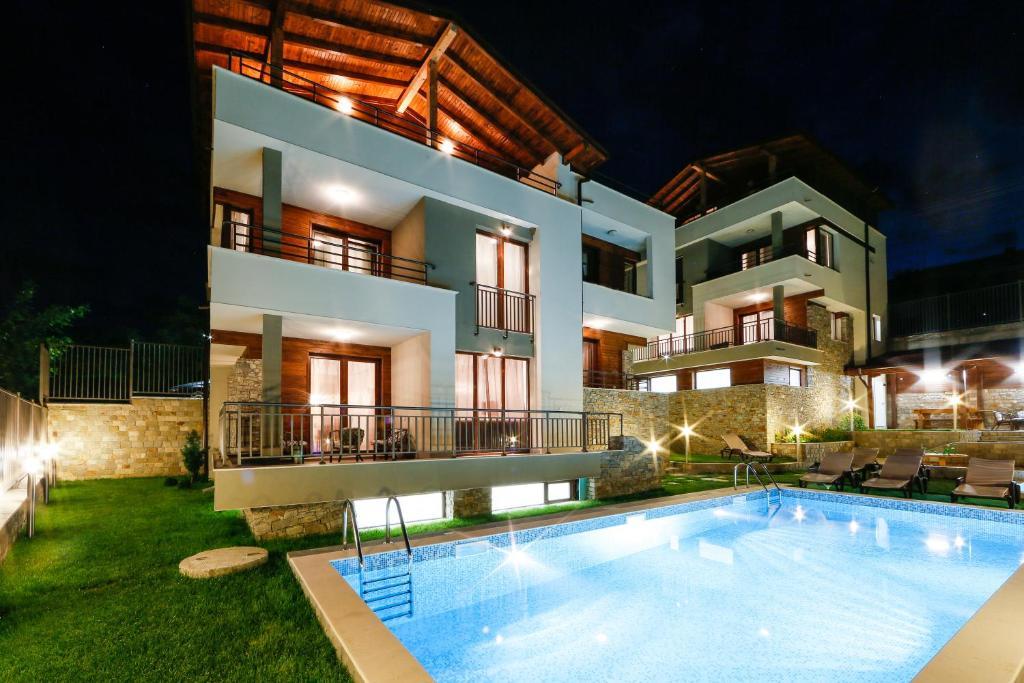 Twin House, Огняново (Благоевградская область), Болгария