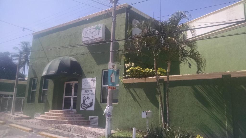 Отель Hotel Suites Palmera, Веракрус