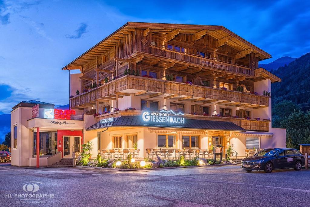 Aparthotel Giessenbach, Альпбах, Австрия