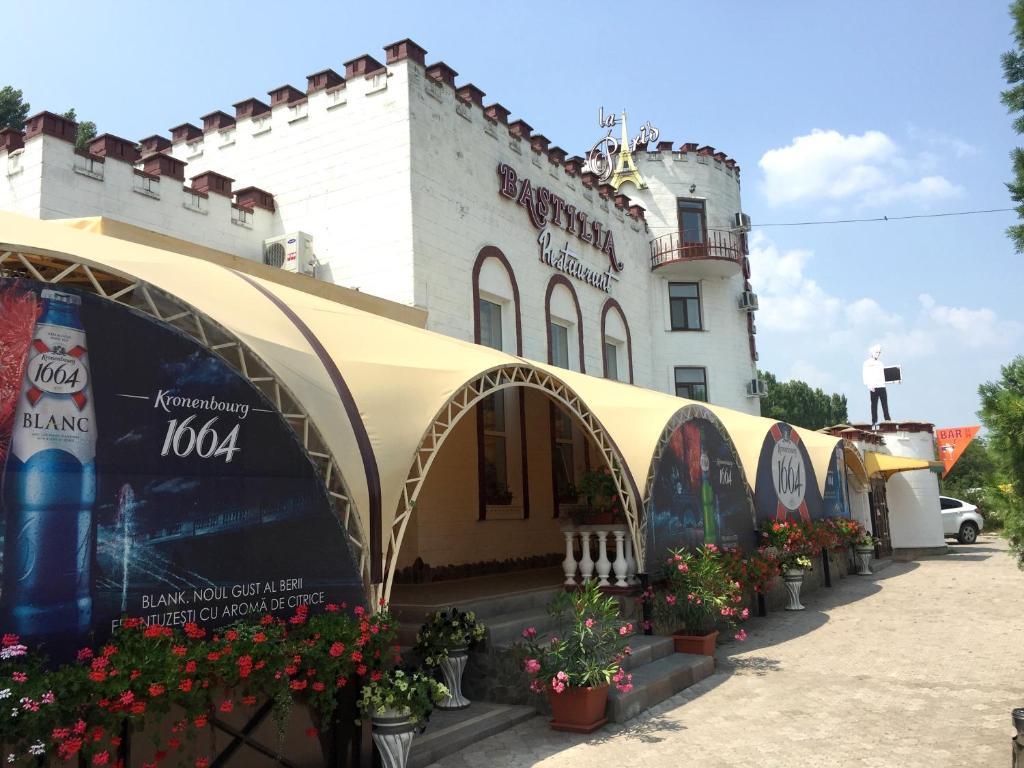 Отель La Paris Bastilia, Единец, Республика Молдова