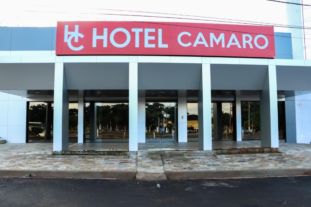 Отель Hotel Camaro, Убераба