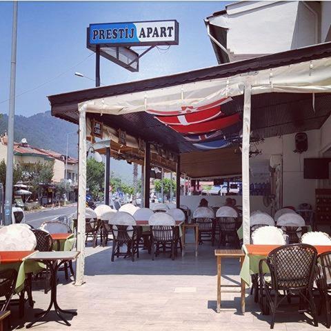 Prestij Apart, Ичмелер, Турция